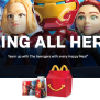Marvel S Endgame Toys At Mcdonald S