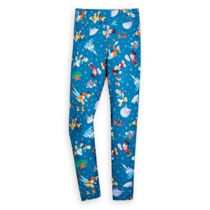 Disney Parks Life Collection knit leggings for women