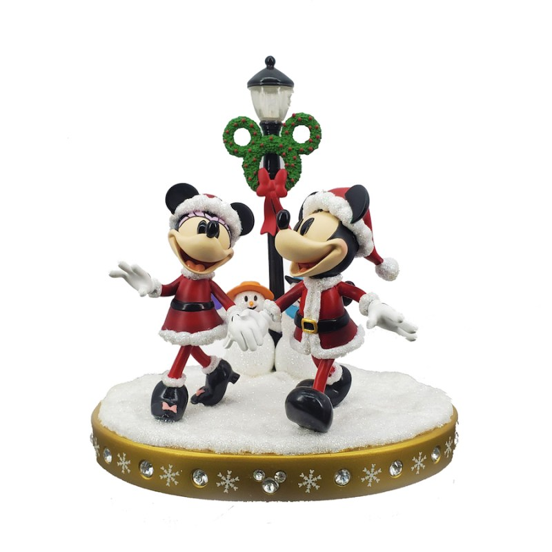 Mickey and Minnie Vintage Christmas Collection ornament