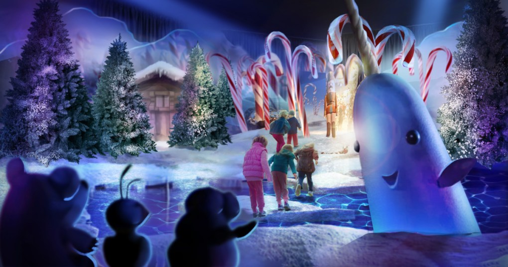 CHRISTMAS AT GAYLORD PALMS RESORT: TICKET SALES NOW OPEN, FULL CHRISTMAS PROGRAM UNVEILED 9