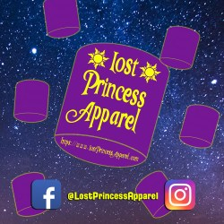 Lost Princess Apparel