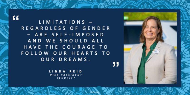 Linda Reid, Vice President of Security