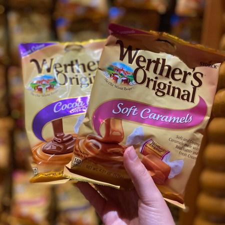 Werther's Original Caramels from Karamell-Küche at EPCOT