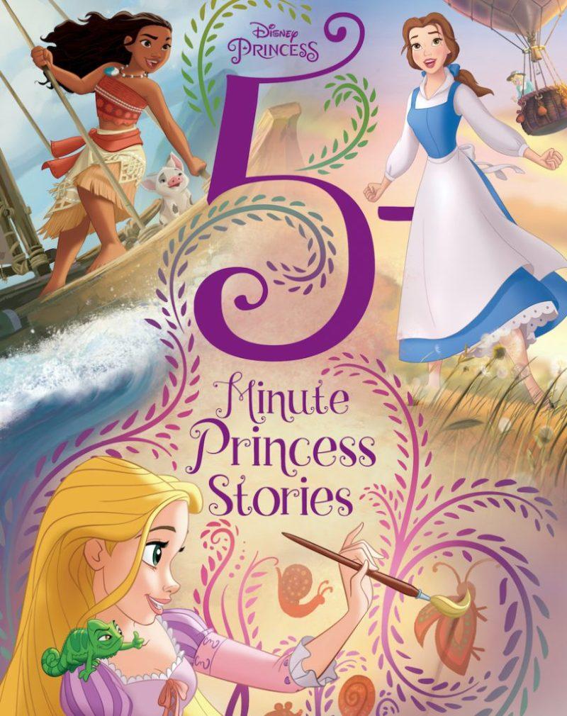 """""""5 Minute Princess Stories"""""""