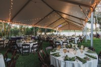 Elegant Backyard Wedding - The Majestic Vision