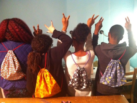 Youth Sewing Classes Bakcpack