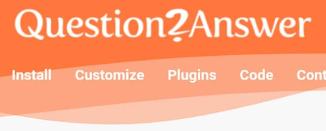 An illustration question2answer image on the topic stackoverflow alternatives