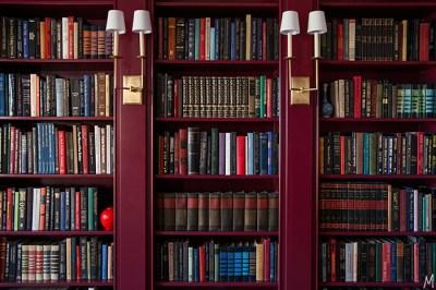 Filling the Bookshelves - The Makerista