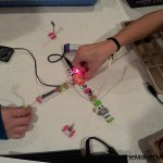 littleBits Electronics Fun for Girls and Boys (and Mom and Dads)