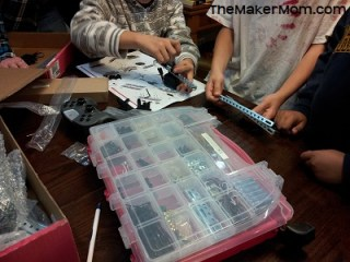 Building a VEX robot
