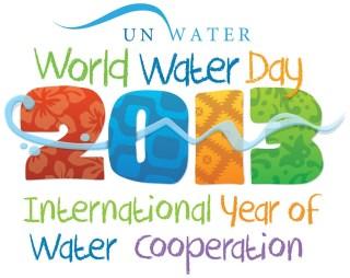 UN World Water Day logo