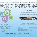 Normal Family Science Day at Illinois State University