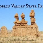 Vandals in Goblin Valley State Park
