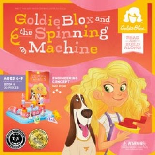 Golidblox, a top STEM toy for 2013