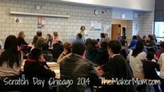 West Ridge School Scratch Day Chicago