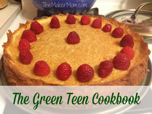 The Green Teen Cookbook review