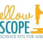 Introducing Yellow Scope Science Kits for Girls
