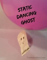 Make a Dynamic Static Ghost with Shocking Behavior