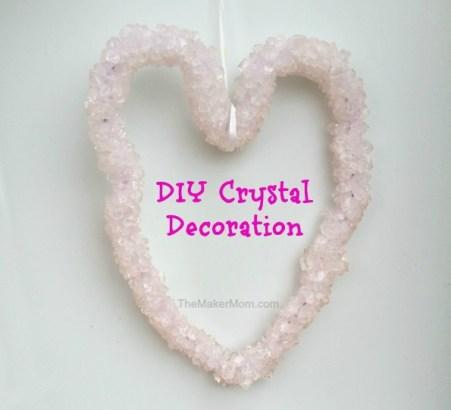 How to Grow a Crystal Heart