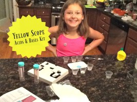 Yellow Scope Acids and Bases Kit