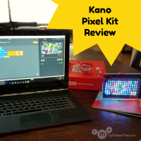 Coding + Creativity: A Review of the Kano Pixel Kit
