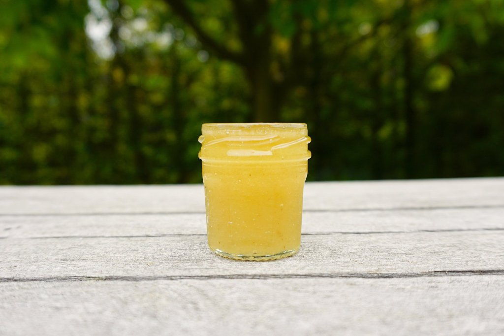 Easy lip scrub recipe with honey - super moisturizing The Makeup Dummy