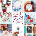 DIY Party Ideas for 4th of July on The Makeup Dummy Blog
