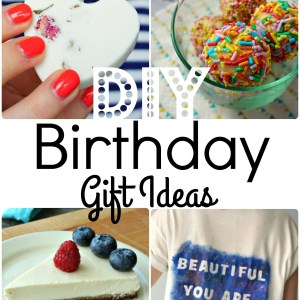 7 easy DIY Birthday gift Ideas anyone would enjoy! How To Tutorials by The Makeup Dummy
