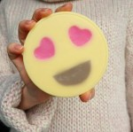 This is AMAZING! DIY Heart Emoji Lotion Massage Bars by The Makeup Dummy