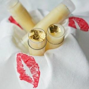 Very easy DIY Vegan Lip Balm Recipe