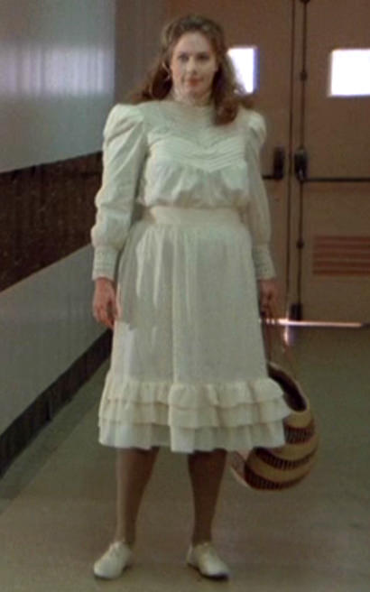 Kathleen Turner in The Man with Two Brains  obese