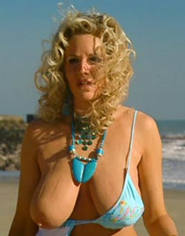 Lucy Montgomery in Tittybangbang  plastic surgery