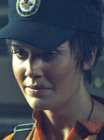 Maggie Grace in Lockout  femaletomale disguises