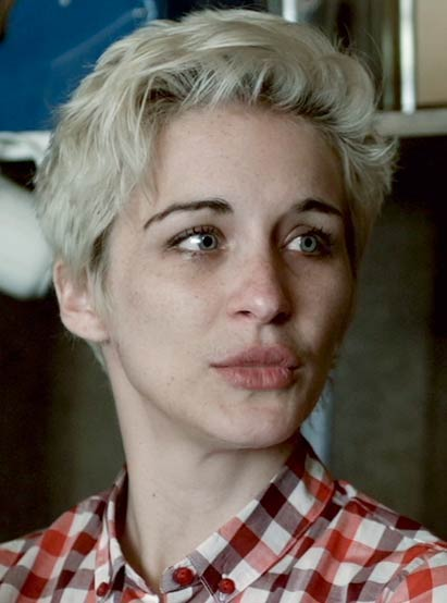 Vicky McClure as Lol  This is England  skinheads  punks  hairless makeups  themakeupgallery