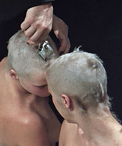 willingly shaved onscreen  hairless makeups  themakeupgallery