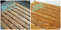 Homemade Help To Restore Dry Wood - The Make Your Own Zone