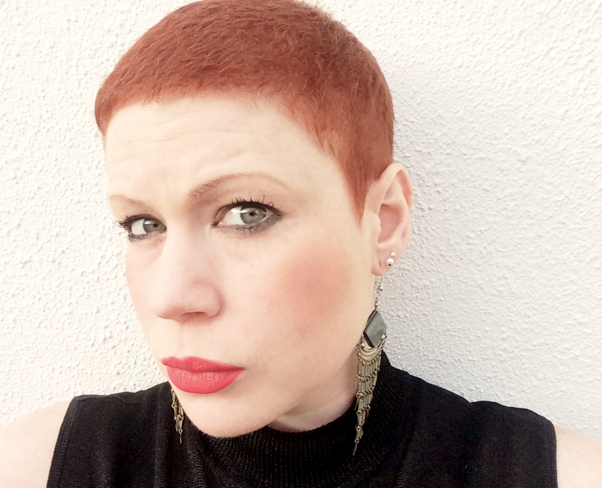 Short Hairstyles After Chemo