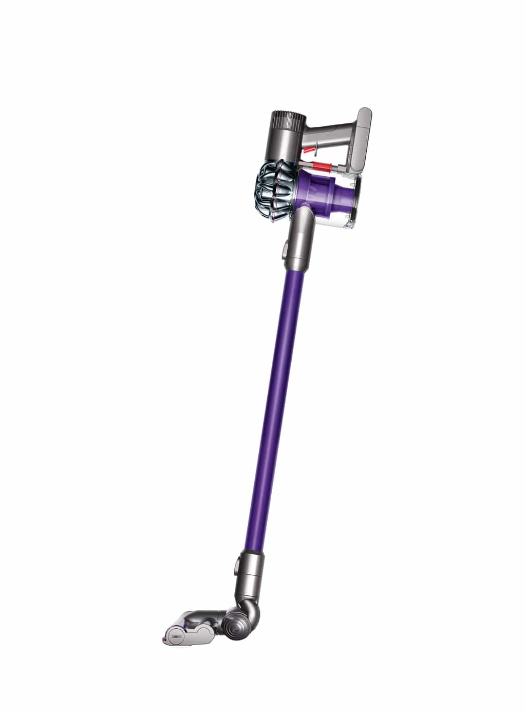 Dyson Introduces the DC59 Cordless Vacuum. Yes. Cordless