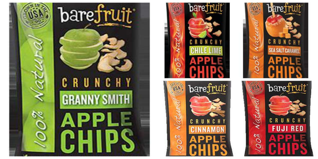apple chips Collage