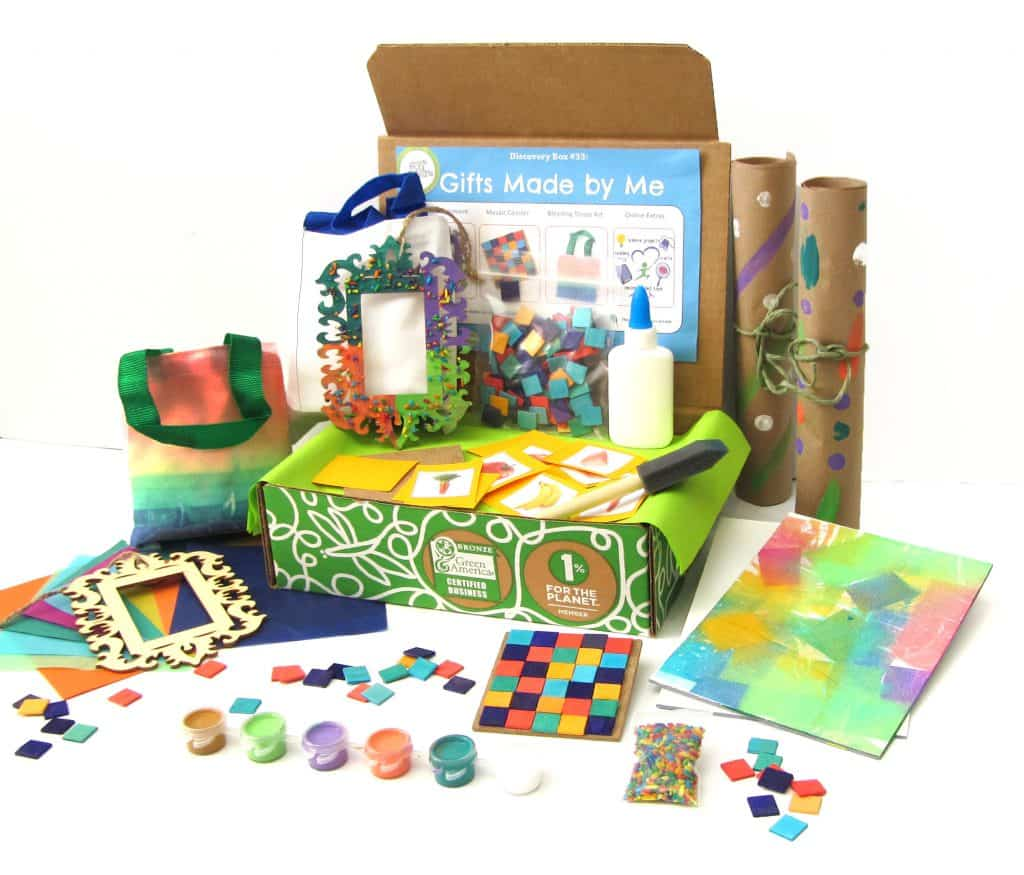Monthly Craft Kits Kids
