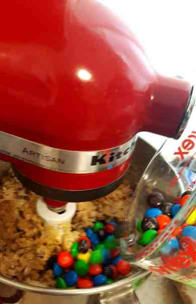 Mama's Monster Cookies Recipe