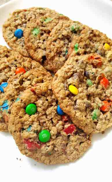 Mama's Monster Cookies Recipe