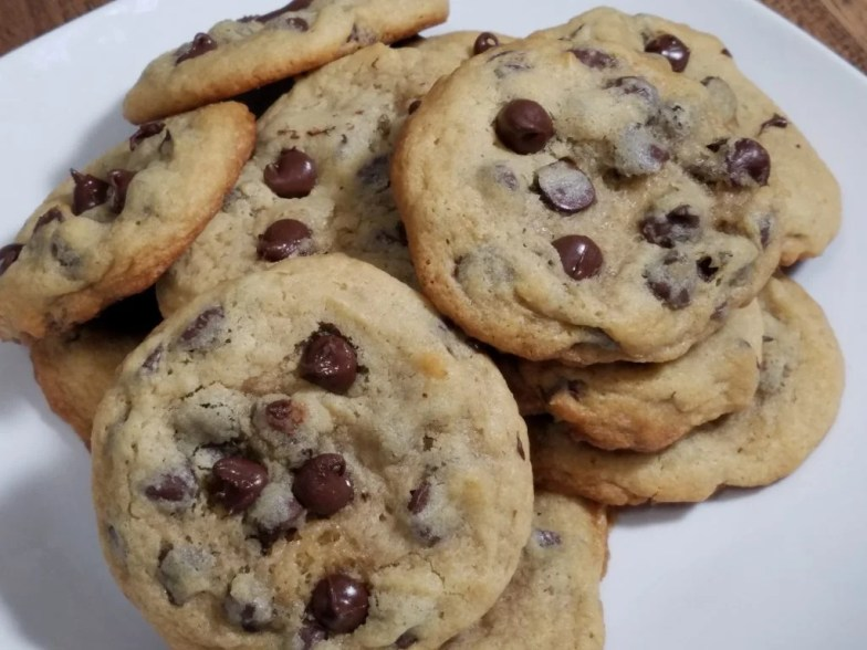 Doughy Chocolate Chip Cookies Recipe