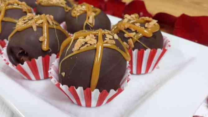 Samoas Brownie Truffles Recipe - Video Tutorial