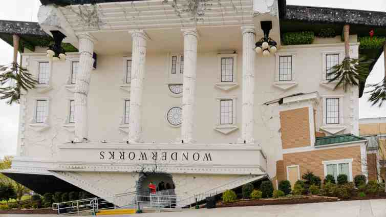 Pigeon Forge Wonderworks