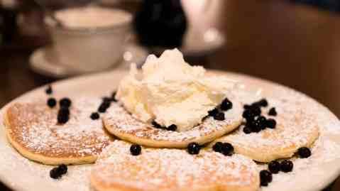 pancake pantry gatlinburg tn blueberry pancakes