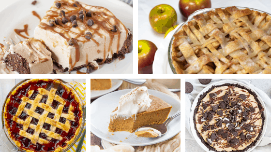 Easy Pies to Make for the Holidays (Gluten-Free, Dairy-Free, and Vegan options) - Mama Needs Cake