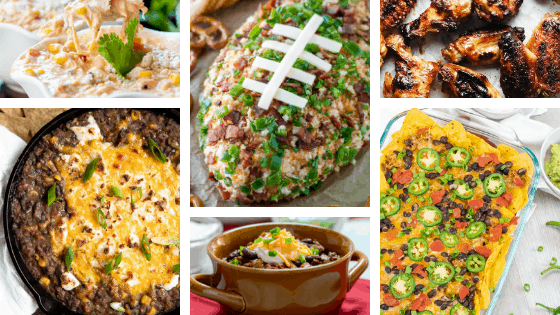 game day appetizers dips chili nachos