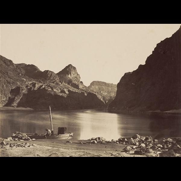 Timothy O'Sullivan © Archivio fotografico Società Geografica Italiana