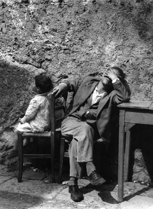 Luciano D'alessandro. Il disoccupato 1957